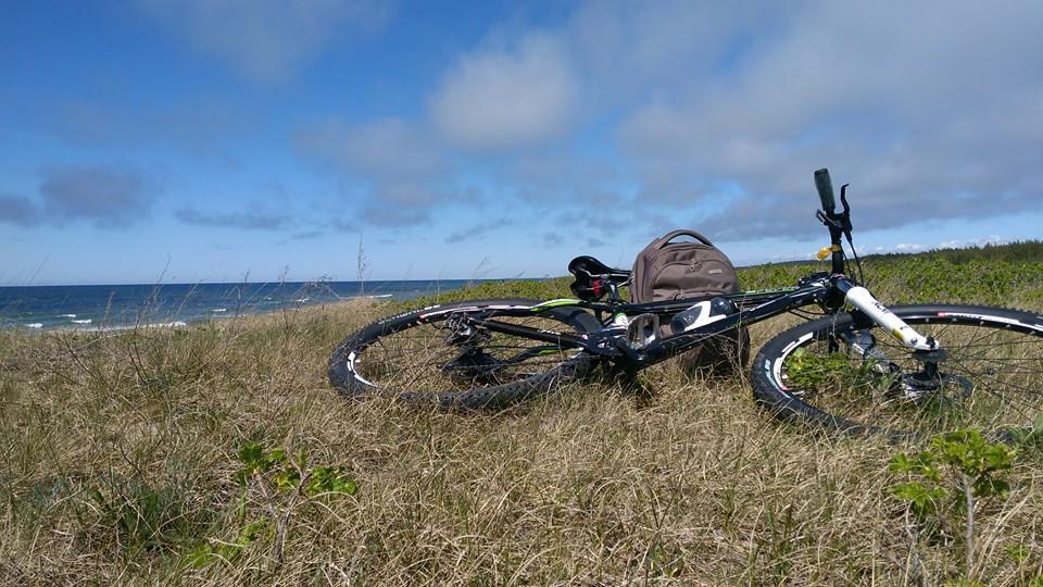Tradicinis rudeninis dviračių žygis Smiltynė – Pervalka – Smiltynė