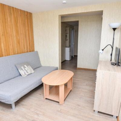 2+2 vietų apartamentai su terasa į marias I aukštas