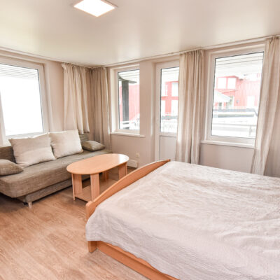 Apartment with four beds with a balcony, 2nd floor