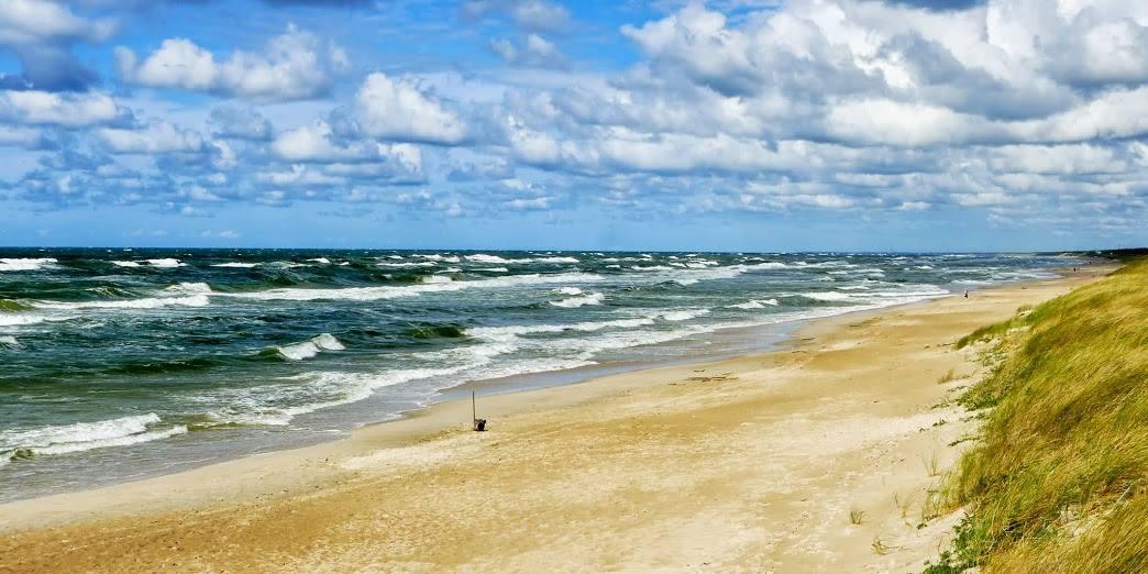 Tradicinis pavasarinis dviračių žygis Smiltynė – Pervalka – Smiltynė 1