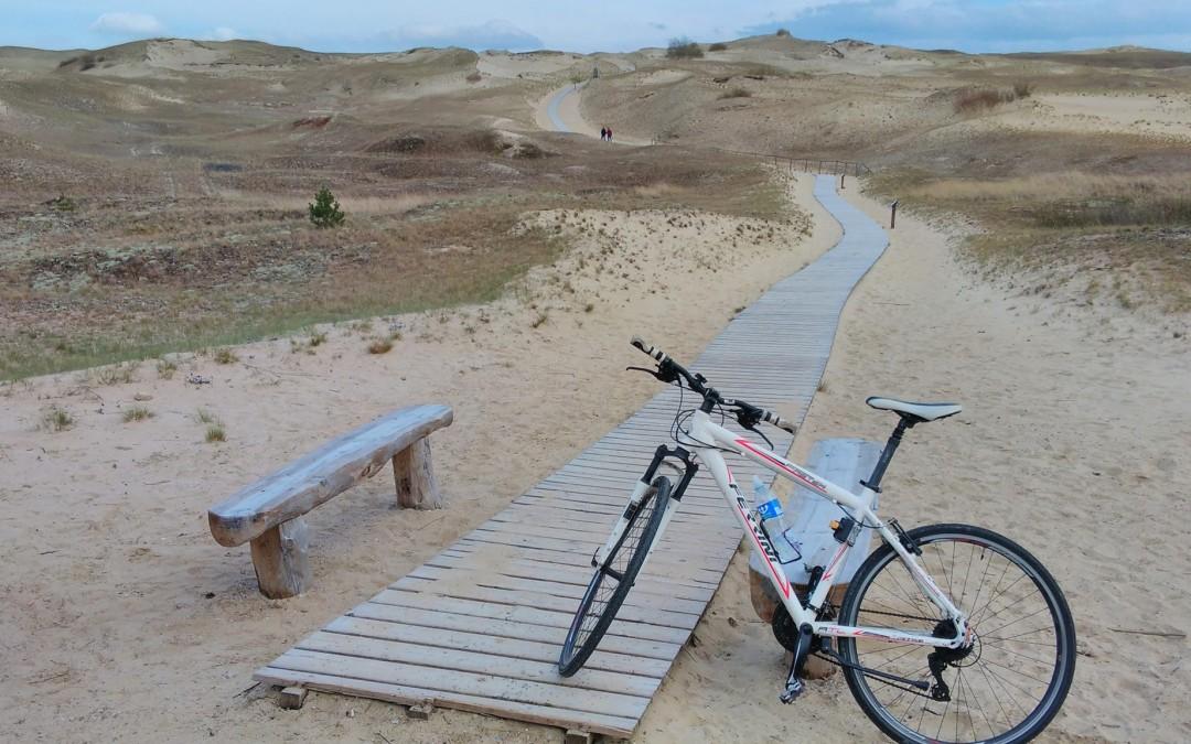 Tradicinis pavasarinis dviračių žygis Smiltynė – Pervalka – Smiltynė 2