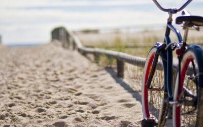 Tradicinis rudeninis dviračių žygis Smiltynė-Pervalka-Smiltynė